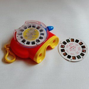 Fisher-Price Viewmaster Top Loading with 2 slides